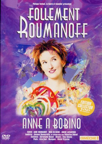 Streaming  Anne Roumanoff - Follement Roumanoff (à Bobino)