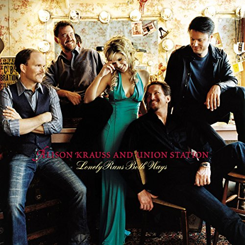 Cover of 'Lonely Runs Both Ways' album by Alison Krauss and Union Station. Amazon.co.uk
