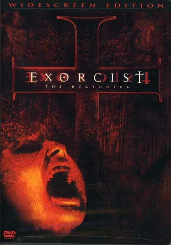 Cover of Exorcist: The Beginning DVD