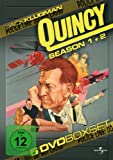 Quincy - Season 1 + 2 (5 DVDs)