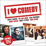 Pochette de l'album pour I Love Comedy (disc 2)