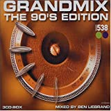 Skivomslag för Grandmix: The 90's Edition (Mixed by Ben Liebrand) (disc 1)