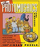 Photomosaics 'The Simpsons' 1000 Piece Jigsaw Puzzle