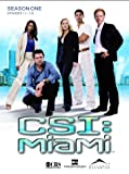 CSI: Miami - Season  1.1 (3 DVDs)