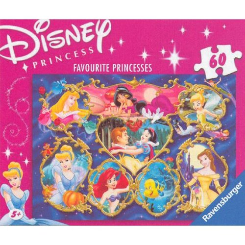 10 Disney Princess Floor Puzzle