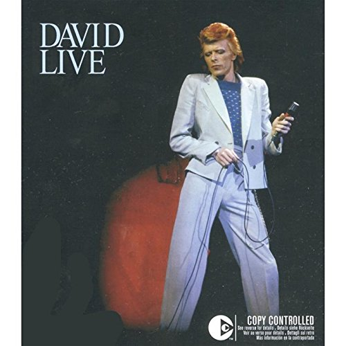 "David Bowie ""David Live"" vs ""Stage"" - Democratic Underground"