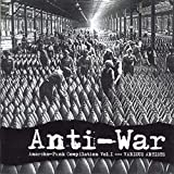 Cover de Anti-War: Anarcho-Punk Compilation, Volume 1