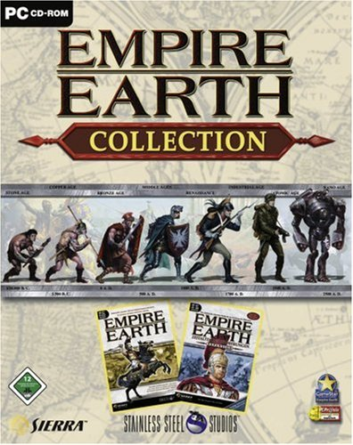 Empire Earth 1 Español + Crack Full