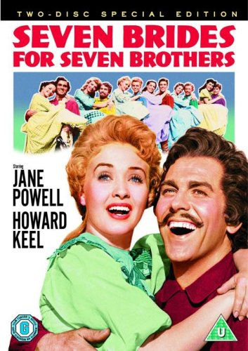 Seven Brides for Seven Brothers / ���� ������ ��� ������� ������� (1954)