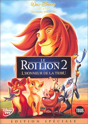 Le Roi Lion 2 : l'Honneur de la Tribu [DVDRIP | FRENCH] [MULTI]