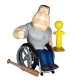 Joe Swanson Family Guy Series 3 Figure