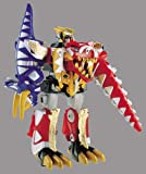 Power Rangers Dino Thunder - Deluxe Thundersaurus Megazord