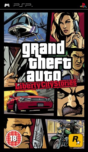 Grand Theft Auto - GTA Liberty City Stories