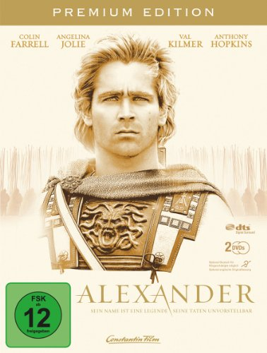 Amazoncom Alexander Revisited The Final Cut Bluray