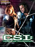 CSI - Season  4 / Box-Set 1 (3 DVDs)