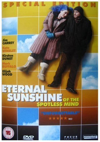 Eternal Sunshine DVD