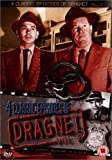Dragnet - 4 Classic Episodes - Vol. 2 - Drug Pushing Teenager / Assault And Robbery / Bit Batty / Big Number