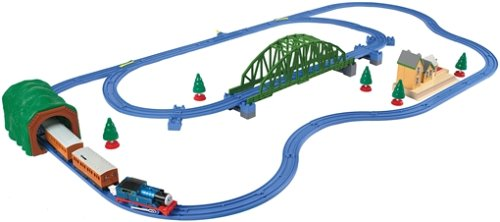 Thomas & Friends Motor Road & Rail: Steam Along Thomas Set