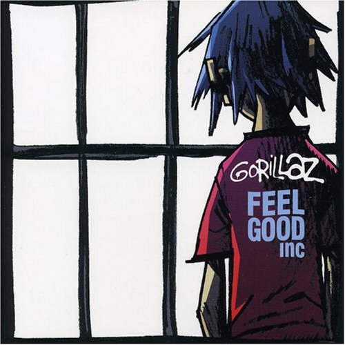 Gorillaz:Feel Good Inc EP