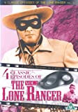 The Lone Ranger - 4 Classic Episodes - Vol. 2