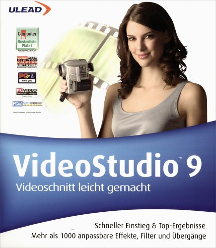 Ulead Video Studio 9 Türkç Resmi