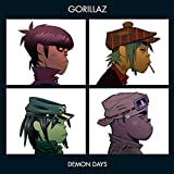 Demon Days cover