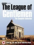 The League Of Gentlemen - The Complete Collection (DVD)