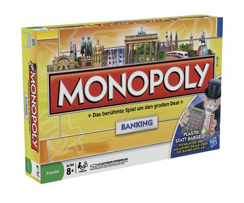 Parker - Monopoly Banking