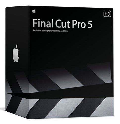 Apple Final Cut Pro (1-5)