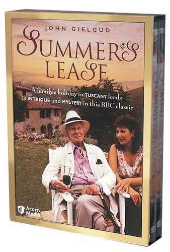 Summer's Lease DVD Cover