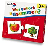 Kinderspiele: Noris 898-1802 - Was gehrt zusammen?