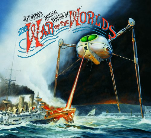 Jeff Wayne, War Of The Worlds