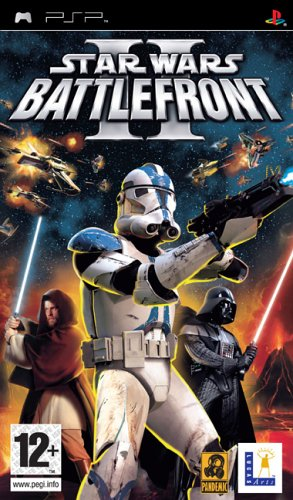 Star Wars Battlefront 2 (PSP)