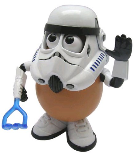Hasbro Playskool Mr Potato Head Spud Trooper