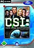 CSI, Crime Scene Investigation (PC CD-Rom)