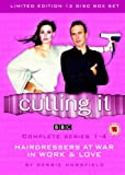 Cutting It - Complete Series 1 To 4