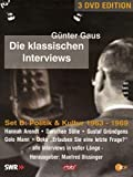 Gnter Gaus - Die klassischen Interviews: Politik & Kultur 1963