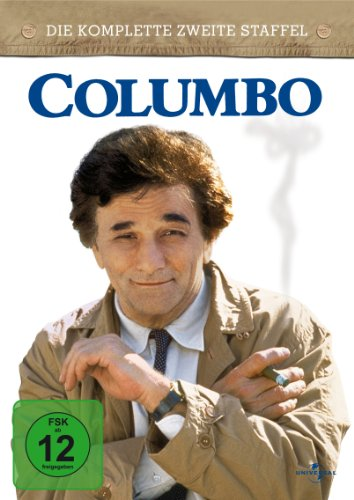 Columbo - Staffel  2 (4 DVDs)