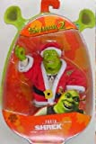 Shrek 2 Santa Shrek Action Figure