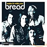 CD-Cover: Bread - Baby I'm-a Want You