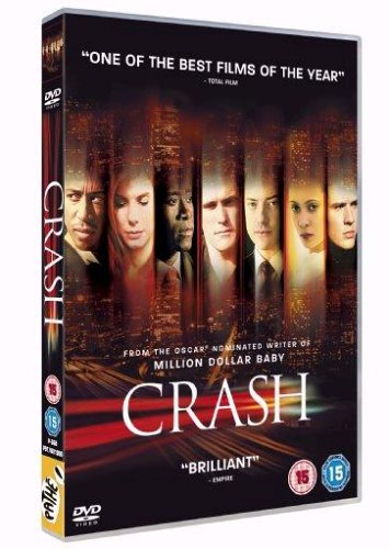 a brief review of the movie crash It is not clear where the wrong-way driver entered the freeway but officials said  they received a call moments before the two vehicles collided joy benedict.