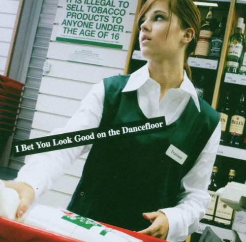Arctic Monkeys/I Bet You Look Good on the Dancefloor EP