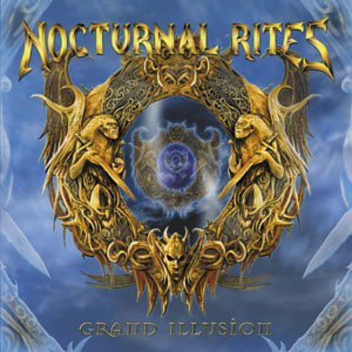Cover of Nocturnal Rites � Grand Illusion