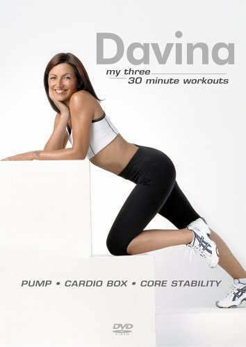 Davina, My Three 30 Minute Workouts