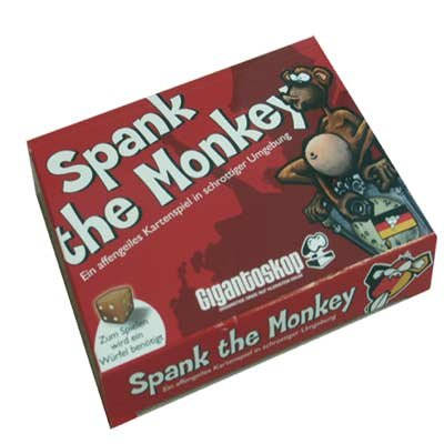 Hansson, Peter - Spank the Monkey