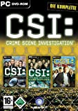 Die komplette CSI (Triple Pack) (PC DVD-ROM)