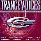 Skivomslag för Trance Voices, Volume 17 (disc 1)