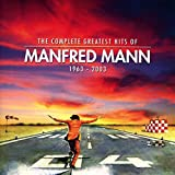 CD-Cover: Manfred Mann - Complete Greatest Hits 63-03