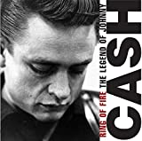 CD-Cover: Johnny Cash - Ring Of Fire: The Legend of Johnny Cash