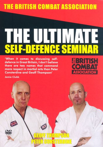 The Ultimate Self-Defence Seminar